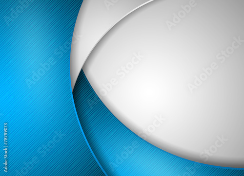 abstract vector template poster