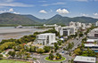 aerial view Cairns QLD - 78799480