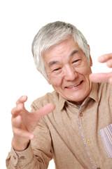 フォースを使う高齢者