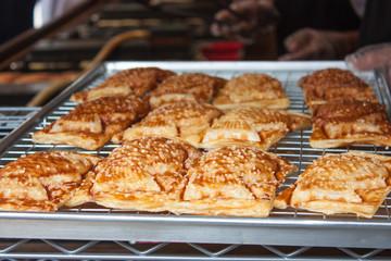 Japanese snack taiyaki