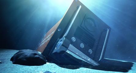 Flight Recorder Under The Sea