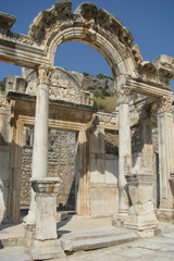 Efes(Ephesos) Antique City
