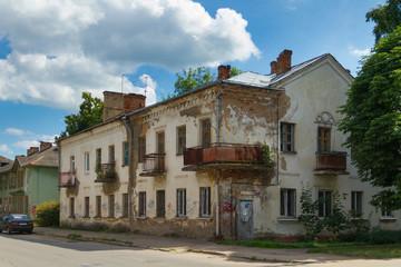 old building in Smolensk