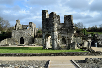 Mellifont Abbey, County Louth.