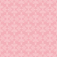 Luxury ornamental  floral  wallpaper pattern.