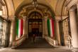 Leinwanddruck Bild - Palazzo Carignano