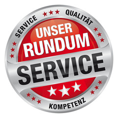 Unser Rundumservice - Service, Qualität, Kompetenz