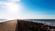 canvas print picture - Inti the Horizon