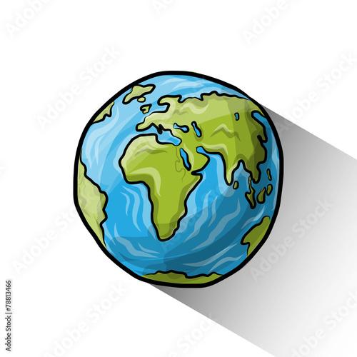 Doodle świata