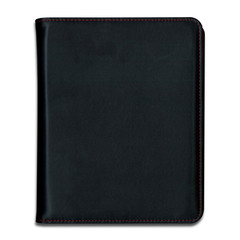 Note book cover in black