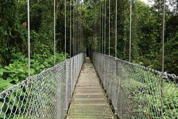 pont suspendu - Costa Rica
