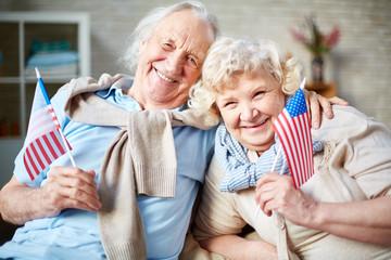 Senior patriots