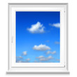 canvas print picture - Fenster 5