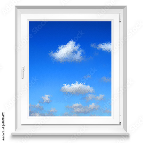 canvas print picture Fenster 5