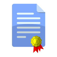 Icono diploma