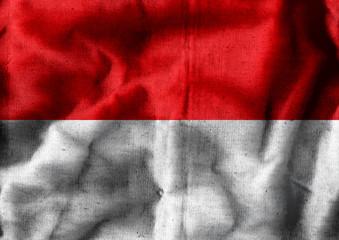 Indonesia Flag vector Illustration