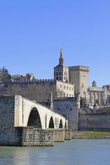 Pont et Palais des Papes