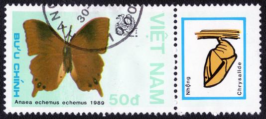VIETNAM - CIRCA 1989: