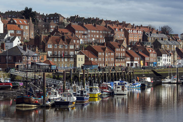 Port of Whitby - North Yorkshire - England