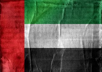 the United Arab Emirates flag themes