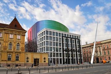 Academy of Music, Zagreb, Croatia