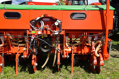Part of the agricultural crop sprayer machinery - 78827006