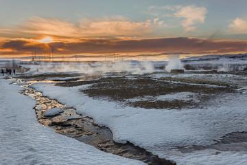 Geysir National Park