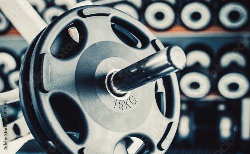 canvas print picture diverse equipment