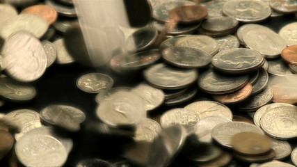 Coins in Motion