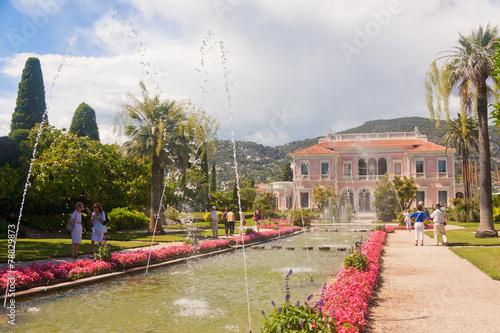 Villa Ephrussi de Rothschild, Saint-Jean-Cap-Ferrat - 78829873