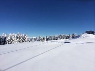 Wintertraum in Österreich