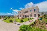 Garden in Villa Ephrussi de Rothschild, Saint-Jean-Cap-Ferrat