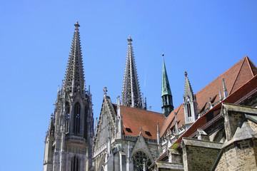 Regensburger Dom, Dom, Regensburg