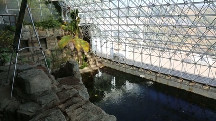 Biosphere 2 is an Earth systems science