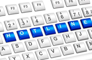 Tastatur Hotline, Computer, Laptop, Notebook