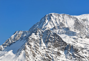 Dôme du Goûter - Massif du Mont-Blanc