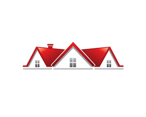 Real Estate Roof Symbol
