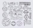 postage stamp - 78839811