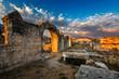Ruins of Ancient Roman Salona (Solin) near Split, Dalamatia, Cro - 78842656