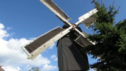 Windmühle auf Rügen