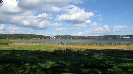 Selliner See und Having, Südosten Rügen