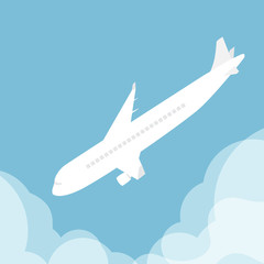 Aircraft was falling