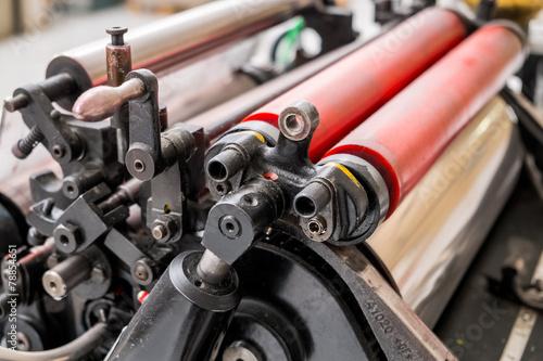 Printing press - 78854651