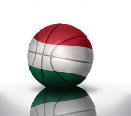 hungarian basketball