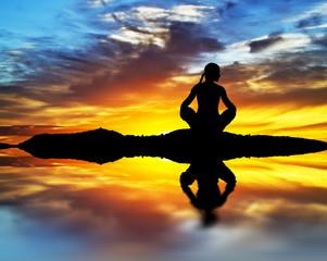 deporte y meditacion