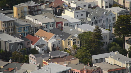 Simulated Earthquake in San Francisco
