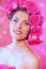 look rose