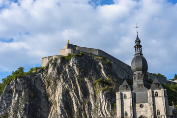Church of Notre-Dame in Dinant, Belgium