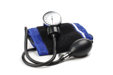 Sphygmomanometer for blood pressure measurement