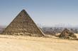 Pyramid of Menkaure, Giza (Egypt)